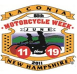 Amsoil is the Official Oil of Laconia Motorcycle Week
