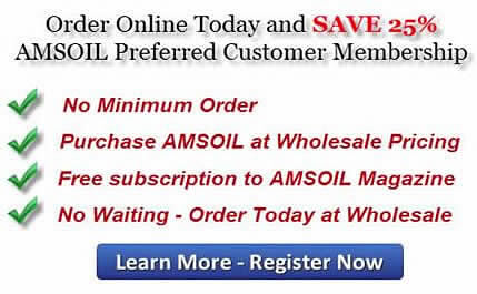 AMSOIL Preferred Customer Membership