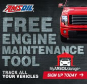 MyAmsoilGarage Maintenance Tool